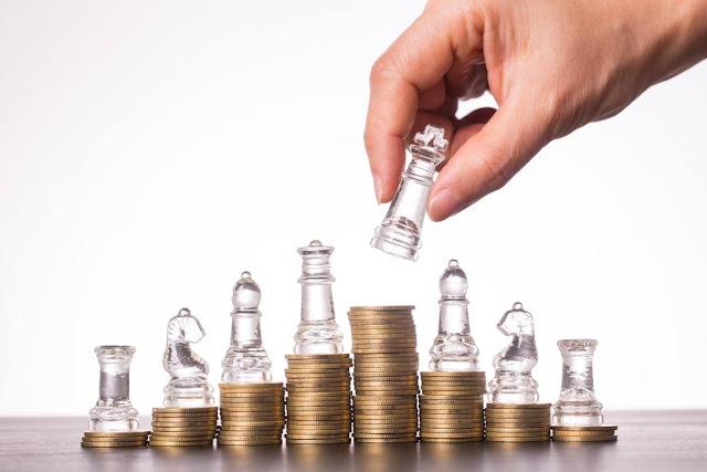 Quando o dinheiro é investido, esse benefício volta para você.