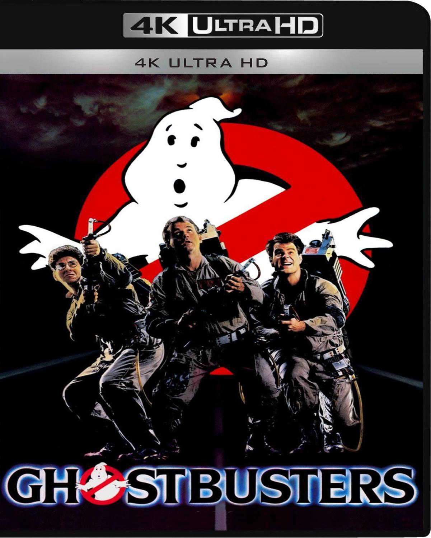 Ghostbusters [1984] [UHD] [2160p] [Latino – Castellano]
