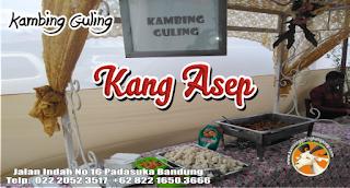 Stal CAtering di Bandung