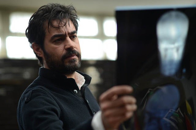Shahab Hosseini the salesman movie still