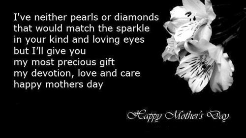 Mothers Day 2015 Hindi English Poems Images From Daughter Son