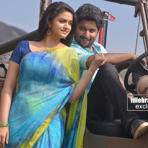 Keerthi Suresh latest photos from Nenu Local
