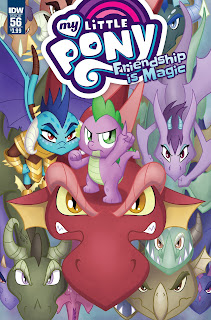 iTunes Preview for My Little Pony Comic #56 Arrives
