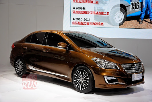 Suzuki's Future Product Plans (Part 2: The Sedans)