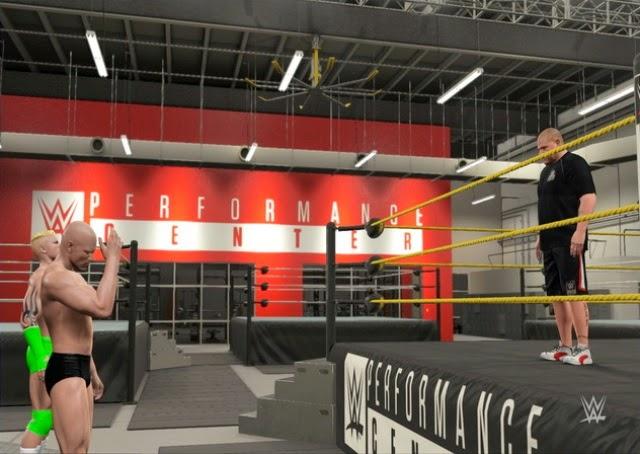 WWE 2K15 PC Games Gameplay