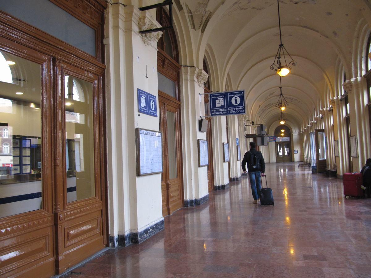 estacion tren budapest, keleti