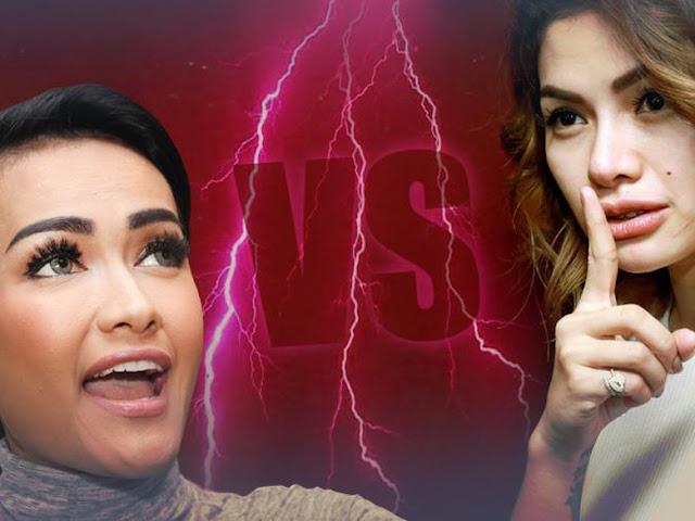 Reaksi Nikita Mirzani Pasca Jupe Minta Maaf di Depan Media