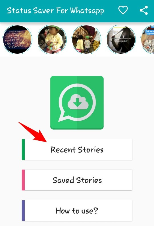 Cara Simpan Foto Video Status Whatsapp Di Android