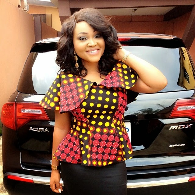 mercy aigbe easter sunday
