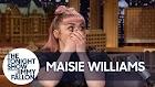 Game of Thrones: Maisie Williams dá spoiler do final da série em pegadinha de 1° de abril