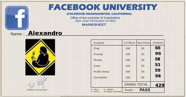 Sertifikat Facebook University