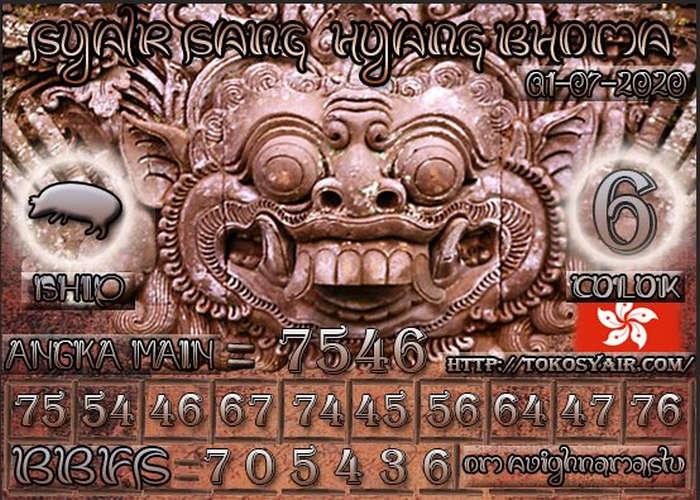 Kode syair Hongkong Jumat 31 Juli 2020 276