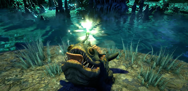 ARK: Survival Evolved lanza Aberration, segundo pack de expansión