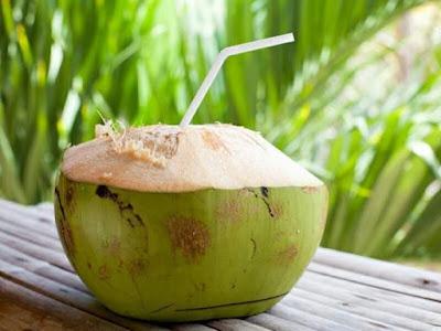 Buah kelapa memang menyegarkan