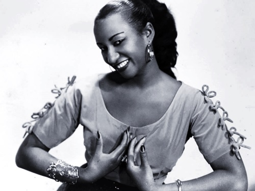 Lyrics de Celia Cruz