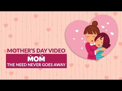 Happy mothers day in heaven videos