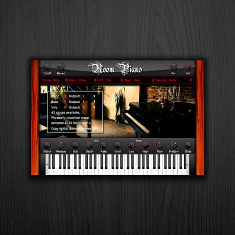 Room Piano