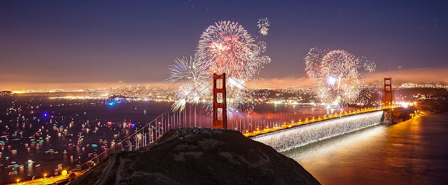 Loving San Francisco 4th of July, Independence Day