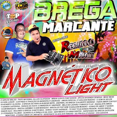 CD BREGA MARCANTE MAGNETICO LIGHT 2016 (DJ SIDNEY FERREIRA E PEDRINHO VIRTUAL)