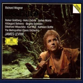 Richard Wagner, Siegfried, James Levine, Metropolitan Opera Orchestra, 1988