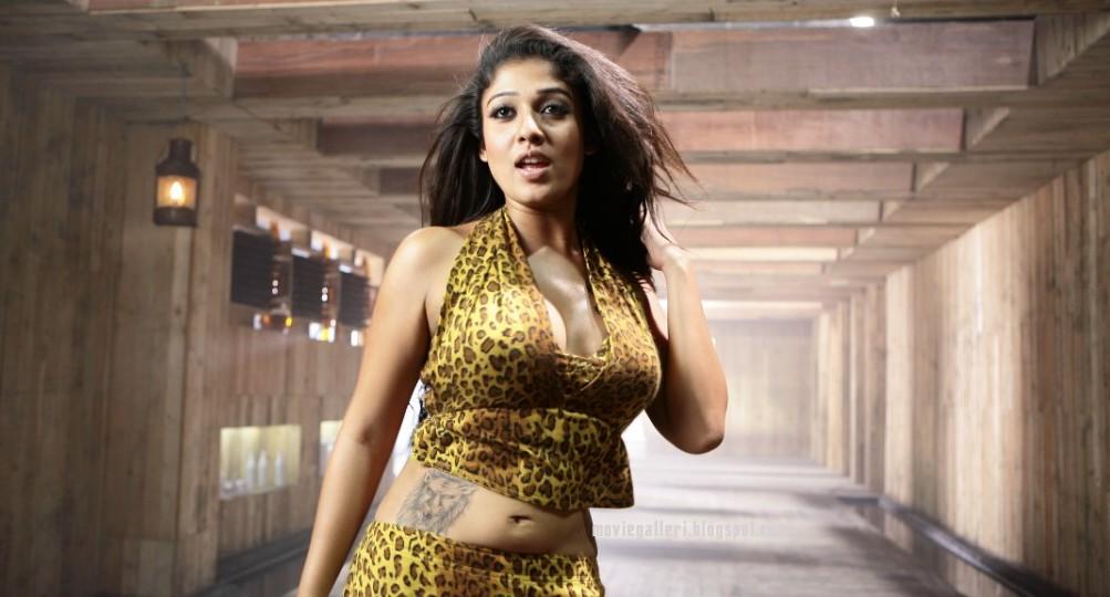 Actress Nayanthara Hot Stills Photos Gallery Hd