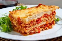 Second, Lasagna Recipe