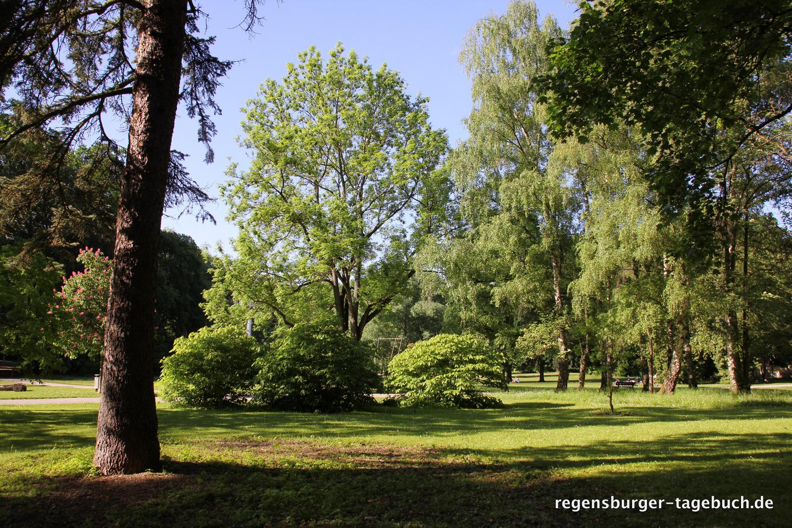 Gartenamt Regensburg