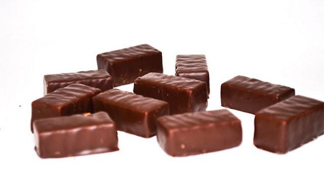 charm school chocolate bars