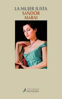Fragmentos selecionados de la obra la mujer justa de Sandor Marai