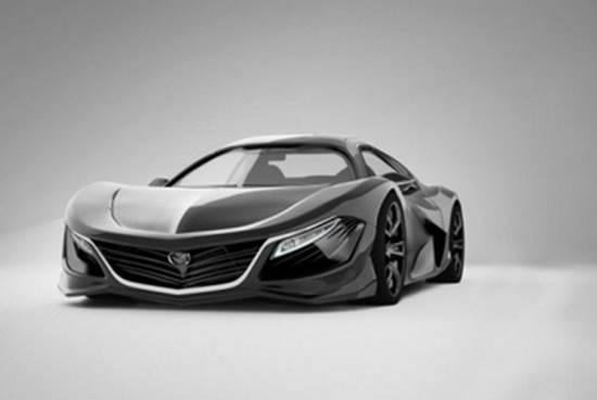 2017 Mazda RX7 Concept and Specs