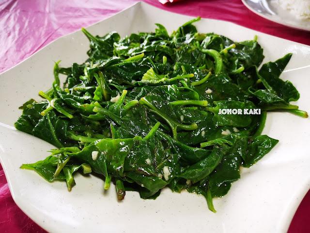 Fried Di Wang Chai