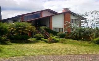Villa BovAQ LEMBANG 3 kamar