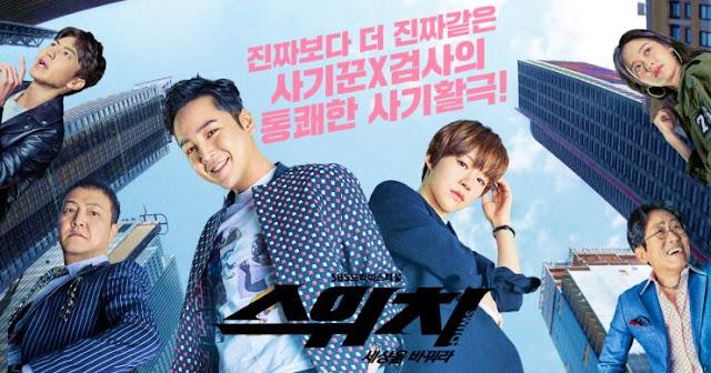10 Drama Korea yang Akan Tayang di Bulan Maret 2018