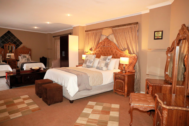 DeLuxe Family Suite at Big5 Guesthouse