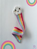 http://www.ravelry.com/patterns/library/rainbow-bookmark-2