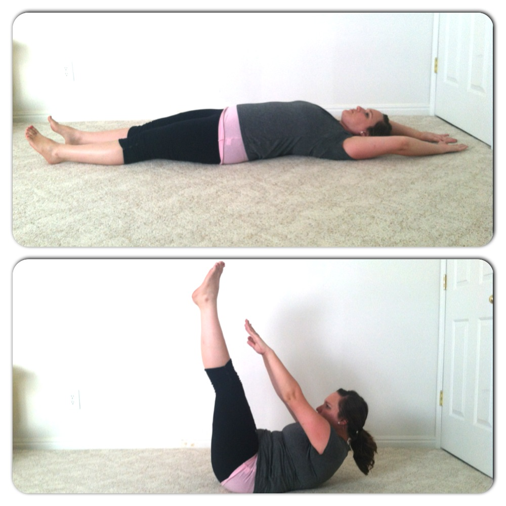 Awesome August Abs Challenge