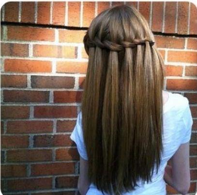 Peinados paso a paso para cabello largo elainacortez - Semirecogidos faciles para hacer en casa ...