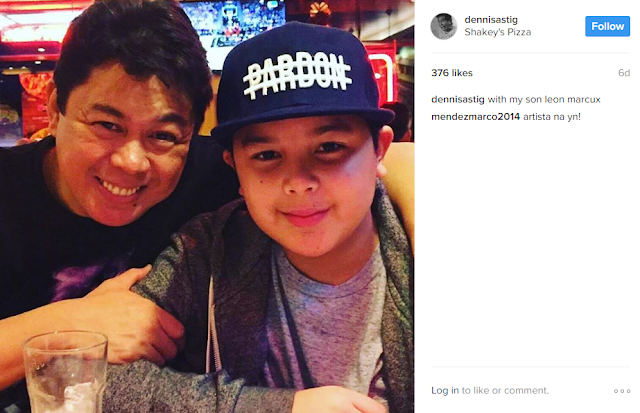 Check Out Dennis Padilla and His Daughter Julia Barretto's Bonding ...