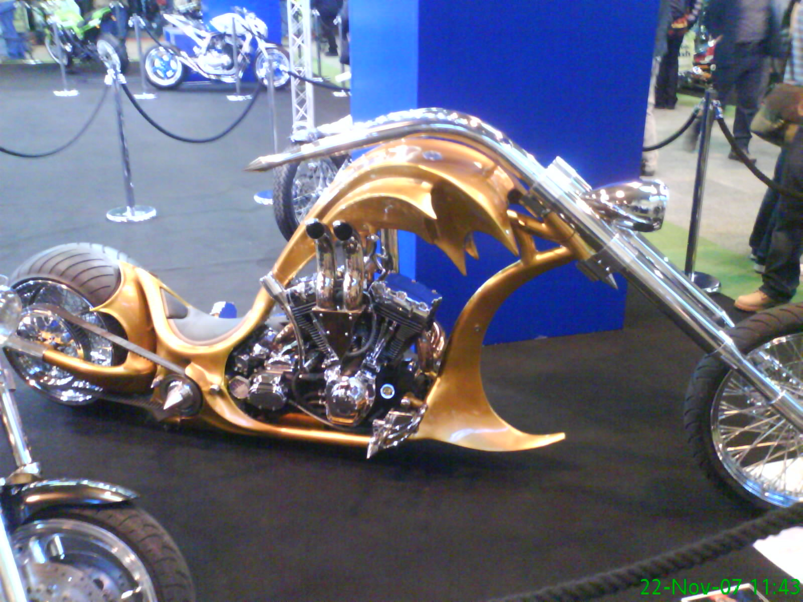 Motorcycle Custom: Auto Zone For Speed Lovers: Modified Bikes