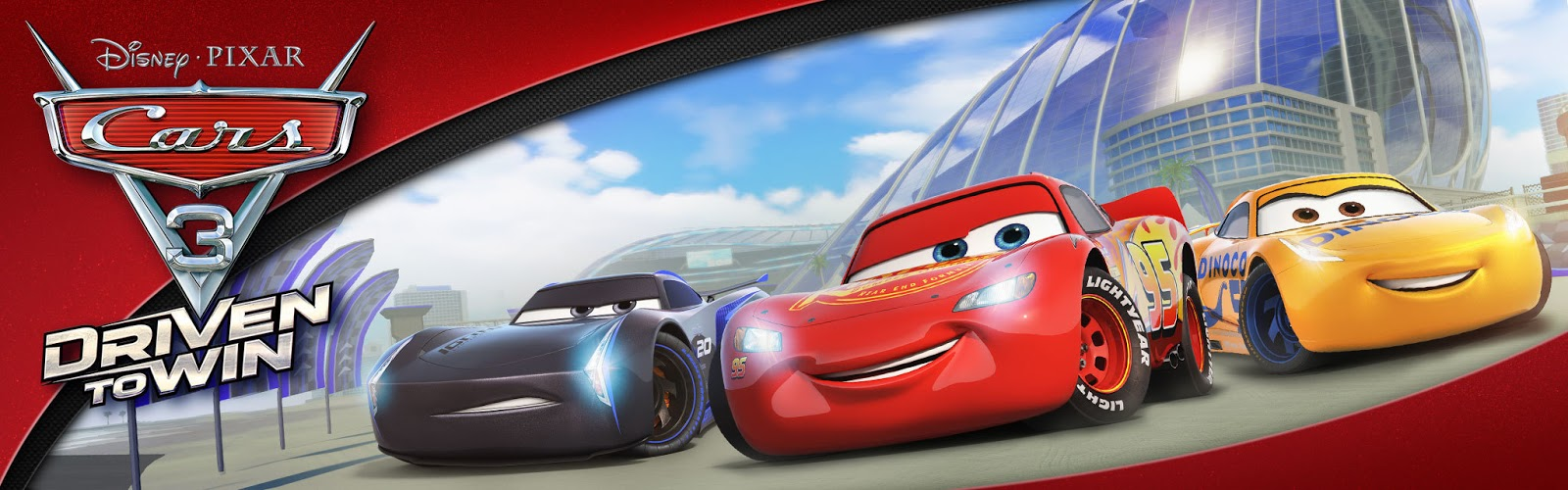 Driven To Win Cars 3 Video Game Review Race Challenge Battle