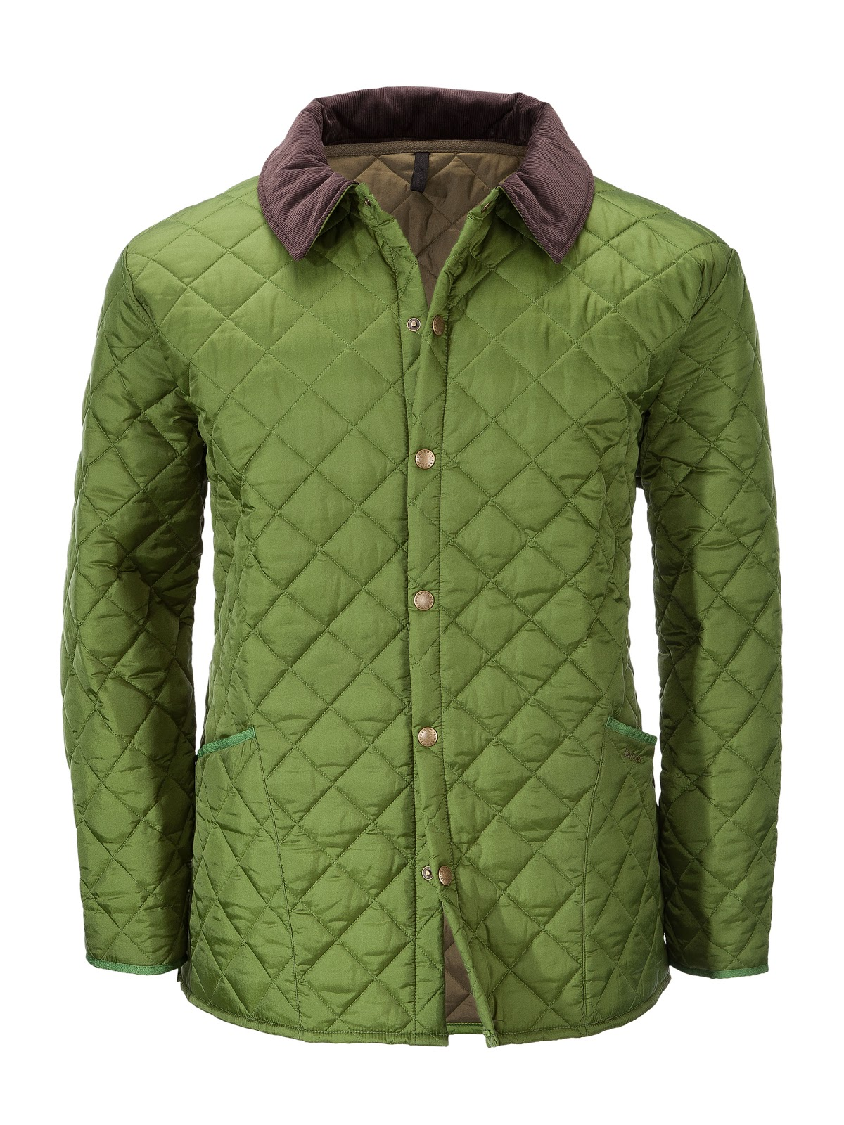 Barbour jacke damen grun
