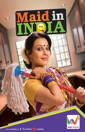 Maid in India 2019 UllU Originals Hindi Web Series All Episodes