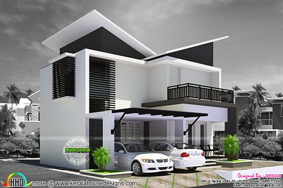 House renovation plan contemporary style