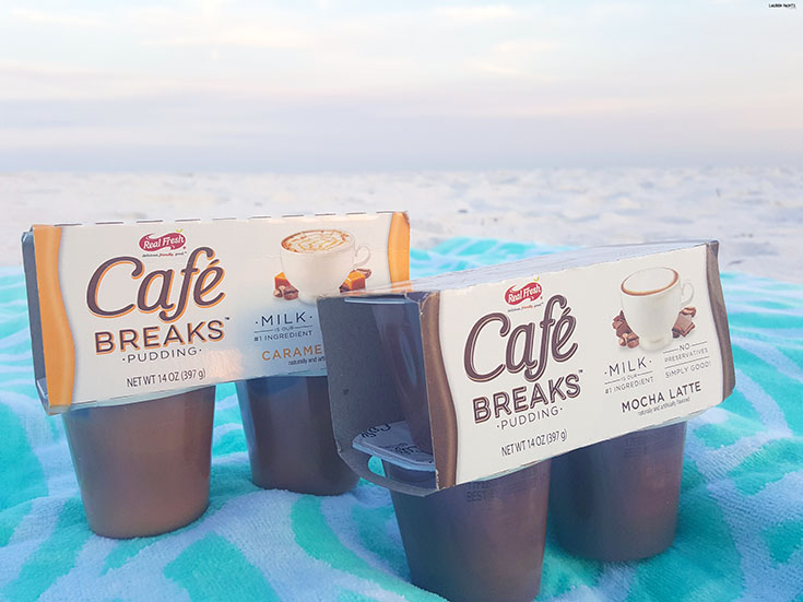 Need a minute to unwind? Find out why snacking on a Cafe Break pudding is the perfect way to relax & score a discount on these delicious treats!