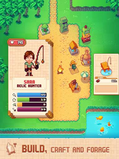 Download Tinker Island Mod Apk Unlimited Money