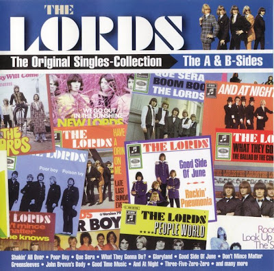The Lords - The Original Singles Collection (The A & B-Sides)