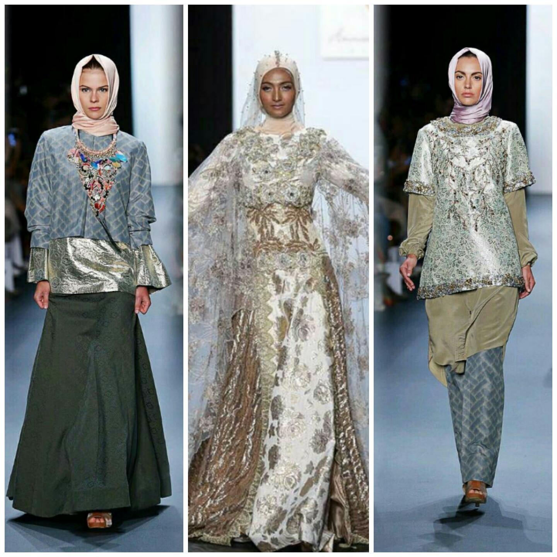 MUSLIM DESIGNER TAKES 'HALAL FASHION' TO NEW HEIGHTS