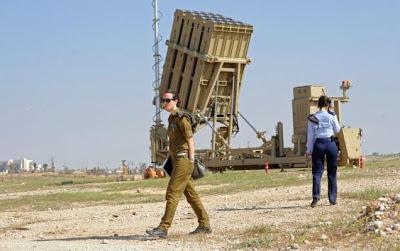 la proxima guerra maniobras ejercicios militares eeuu israel iron dome anti misiles