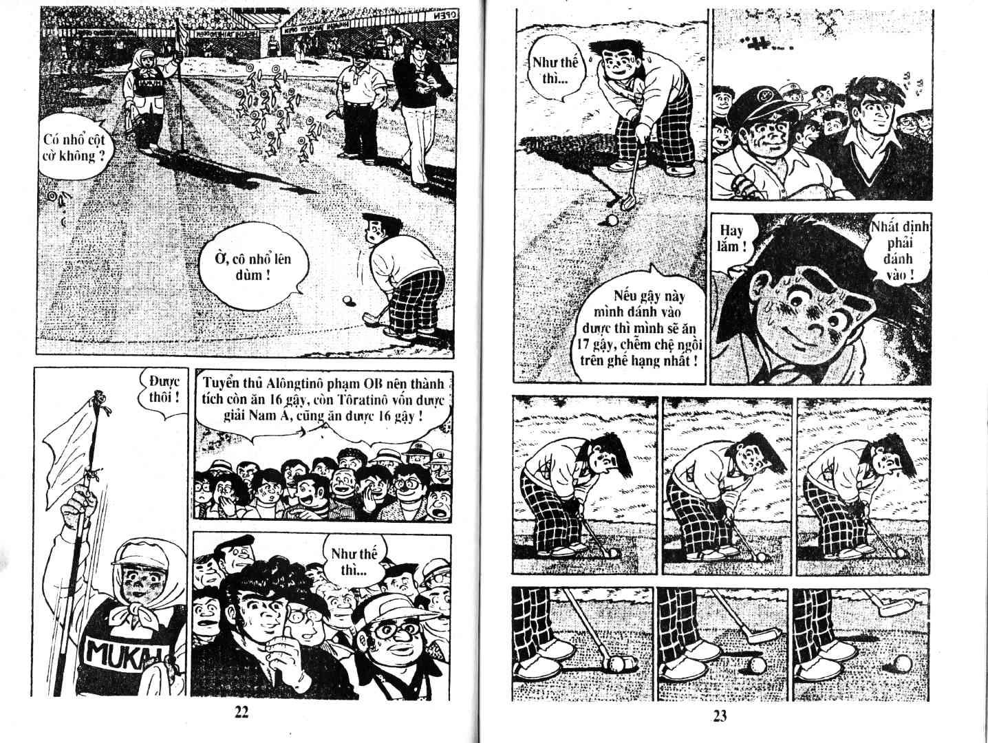Ashita Tenki ni Naare chapter 46 trang 11
