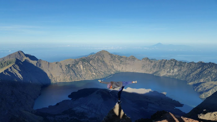 Mount Rinjani 4 Days 3 Nights
